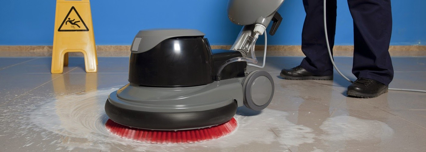 Entreprise de nettoyage industriel