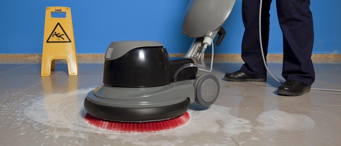 Entreprise de nettoyage industriel à Paris